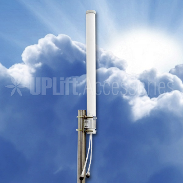 MIMO Omnidirectional Antenna for 4G LTE