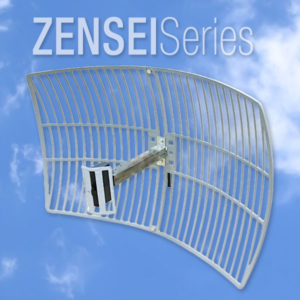 Zensei Parabolic Grid Antenna for Ultera