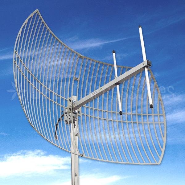 624a257bb9fa94 Zensei GSM Parabolic Grid